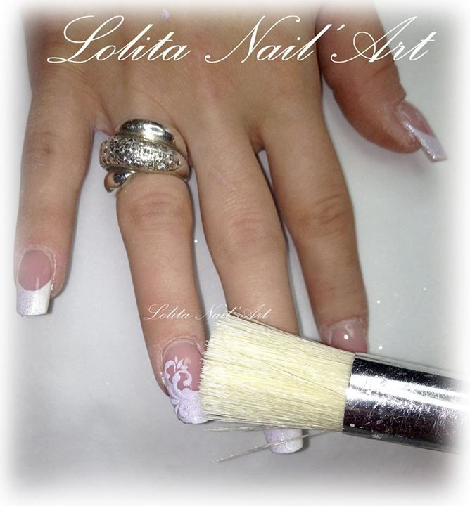pas pas sable de velours lolita nail 39 art by. Black Bedroom Furniture Sets. Home Design Ideas