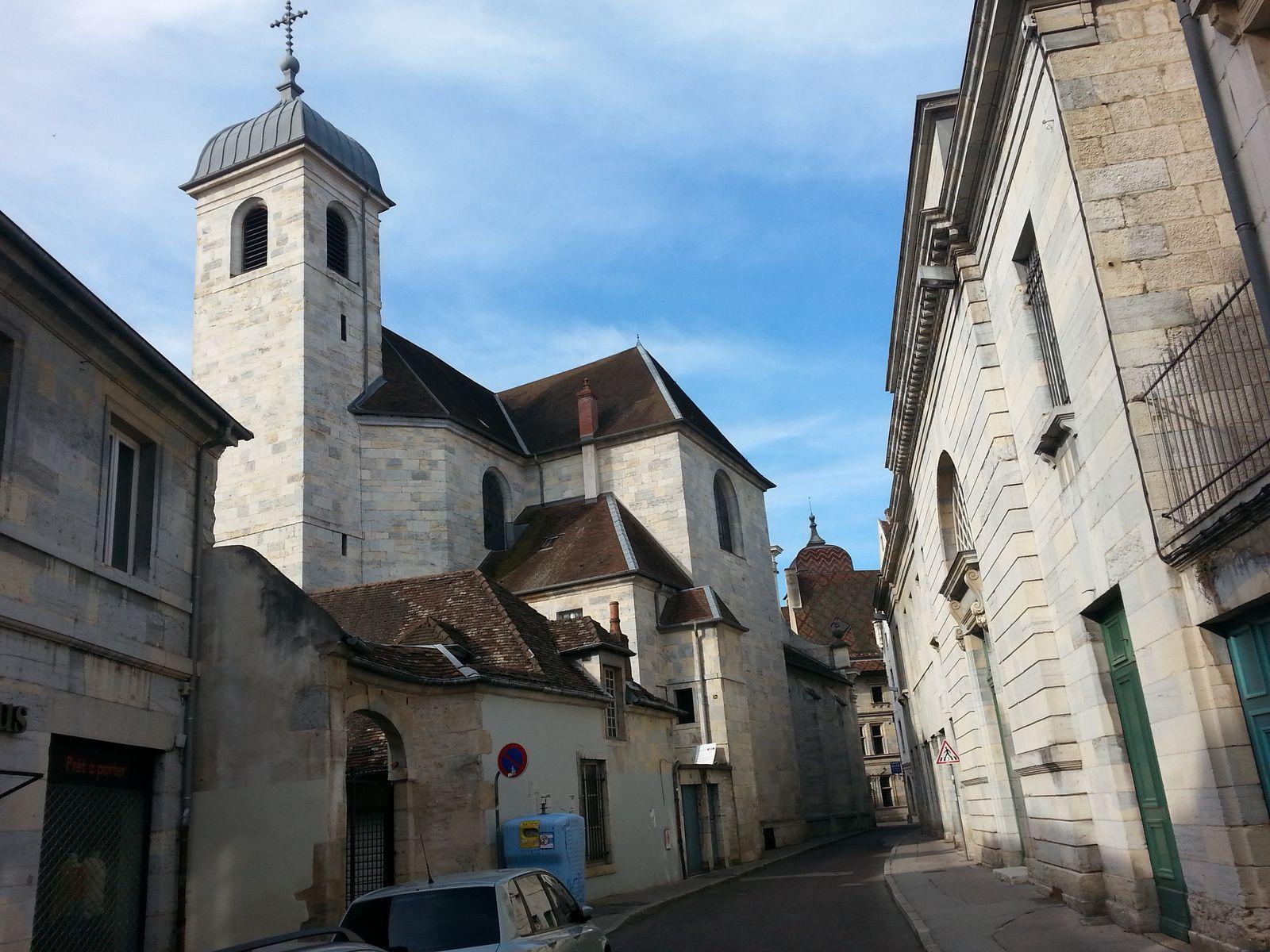 Belfort et Besançon, retour en images...