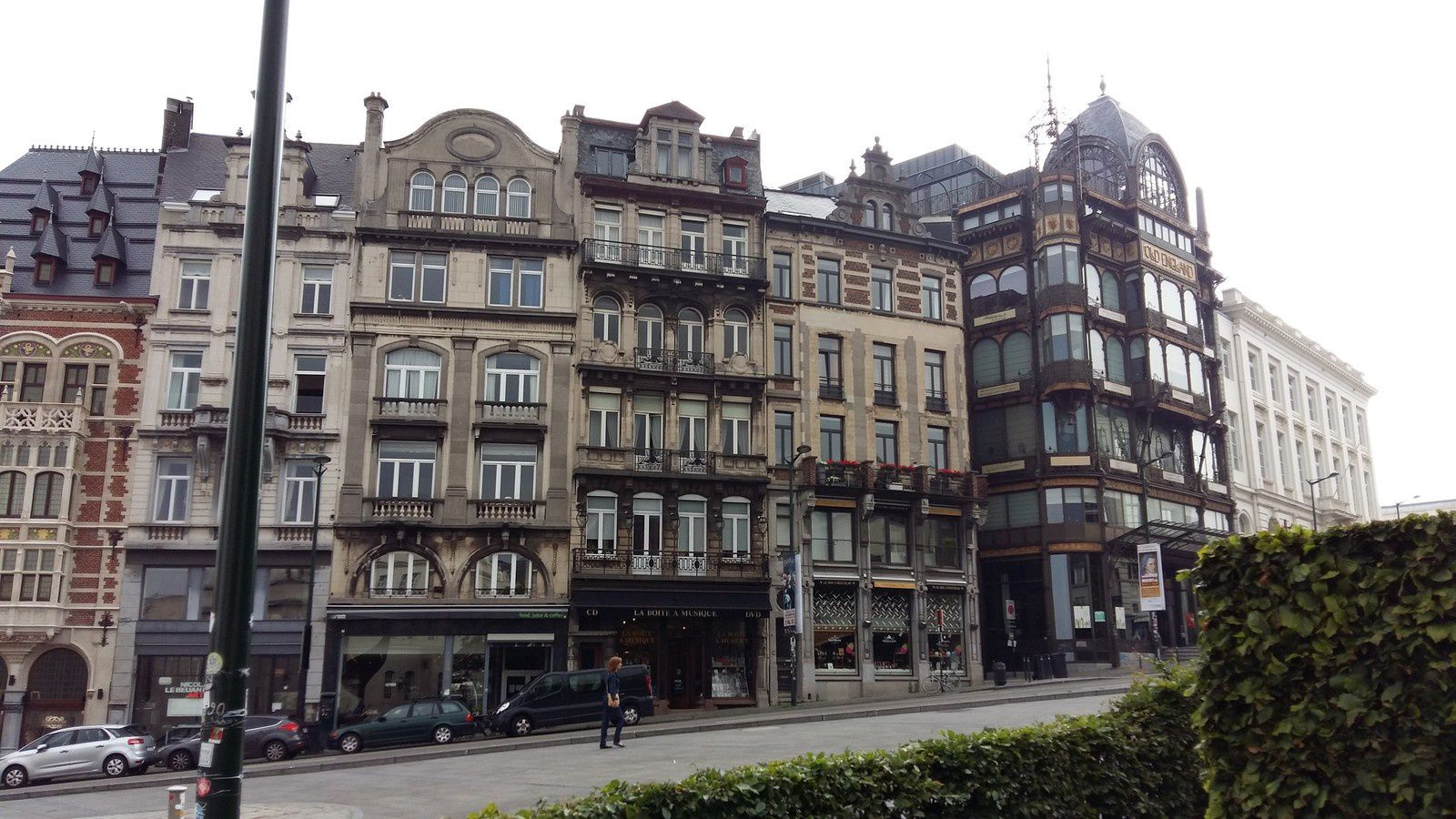 Bruxelles et Waterloo, retour en images...