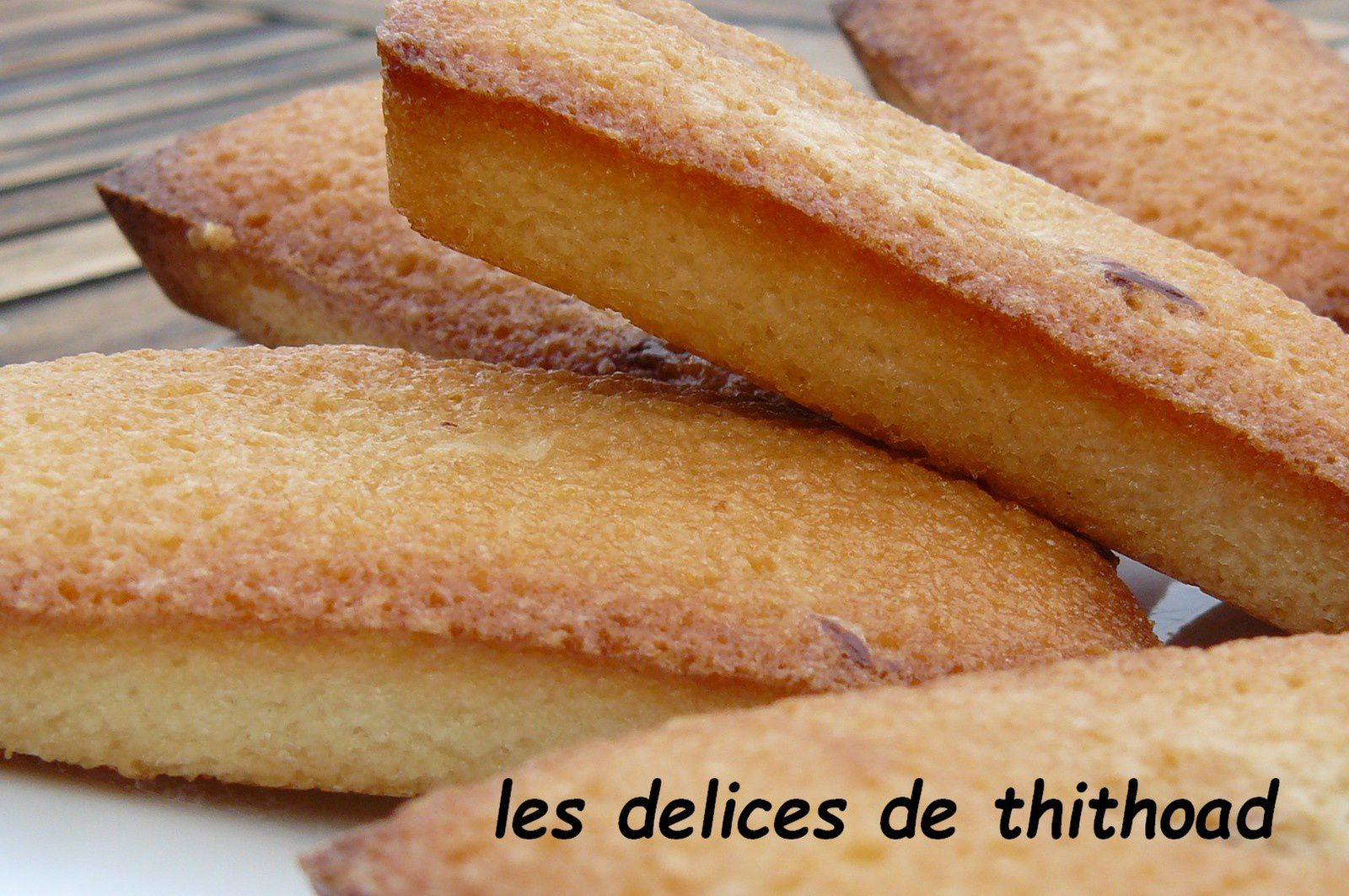 financiers au nutella (ronde interblog)