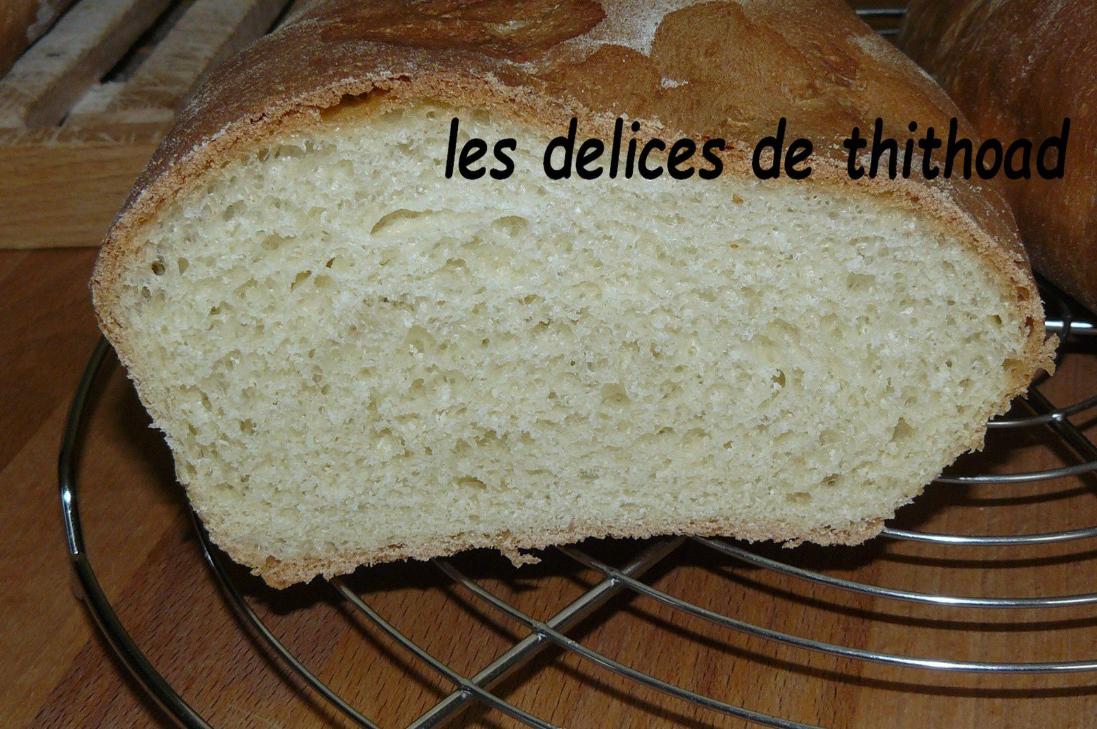 pain de mie au cook'in ou pas