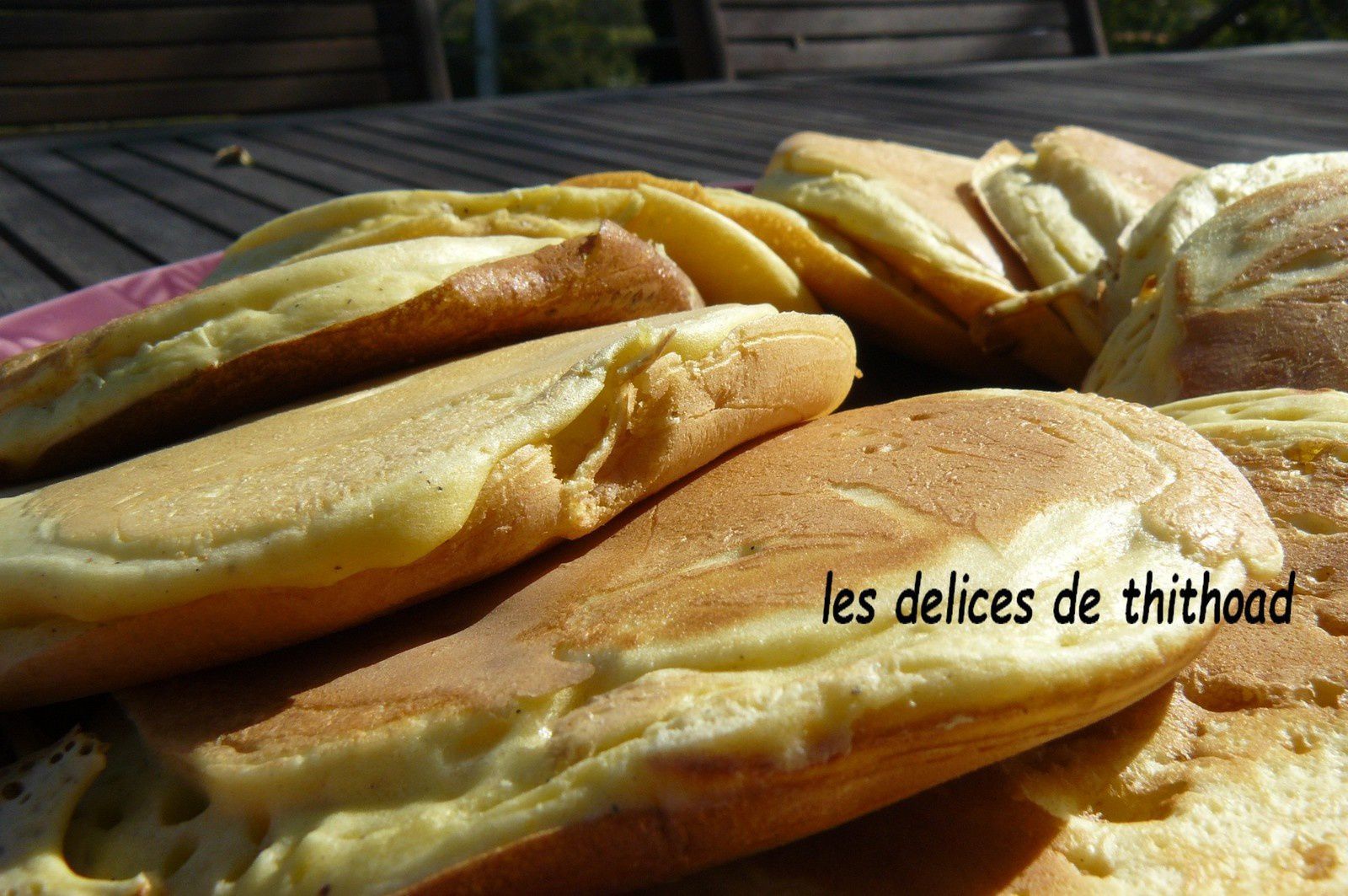 pancakes au i-cook'in