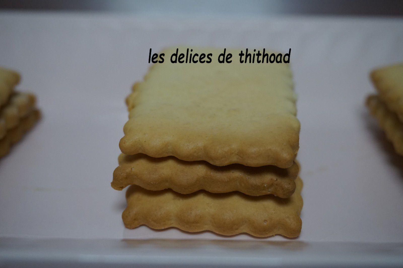 biscuits au lait pour une escapade en cuisine