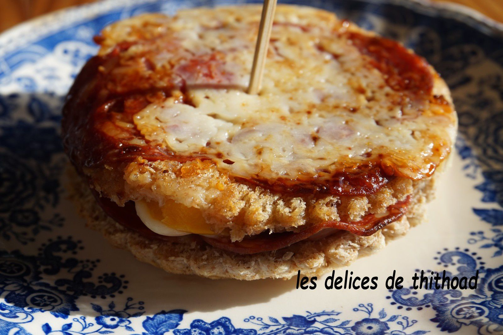 croque Basque