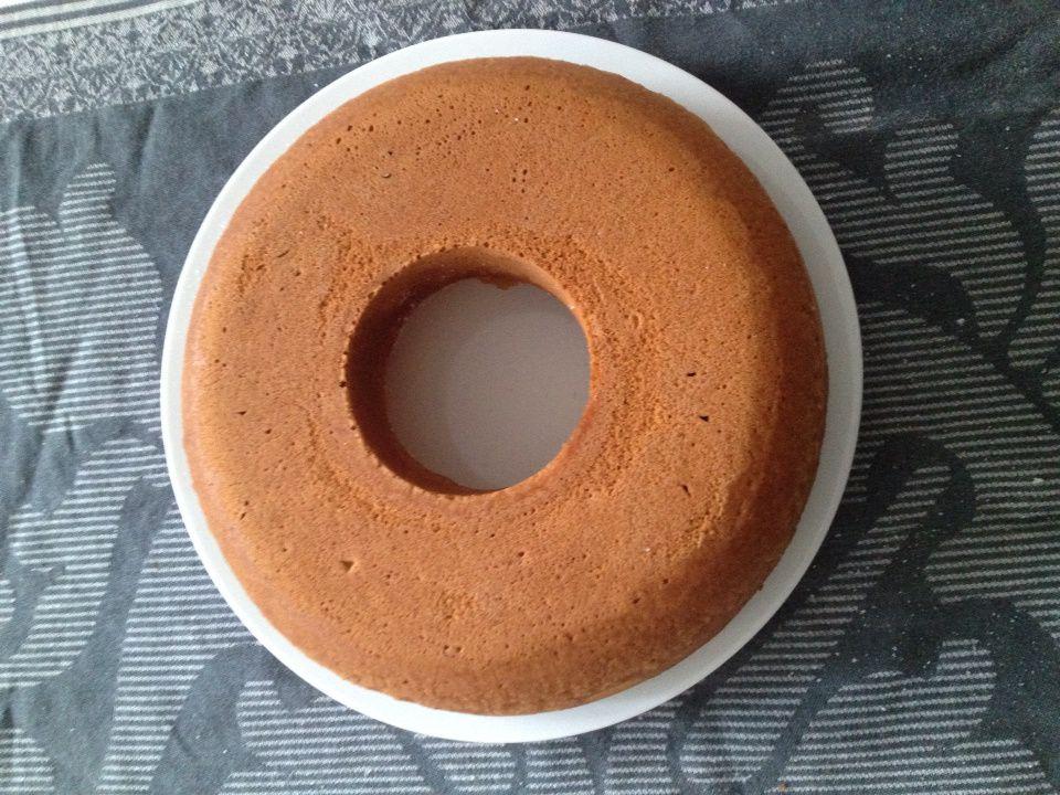 Gateau moelleux à l'eau de fleur d oranger recette de Hervé cuisine