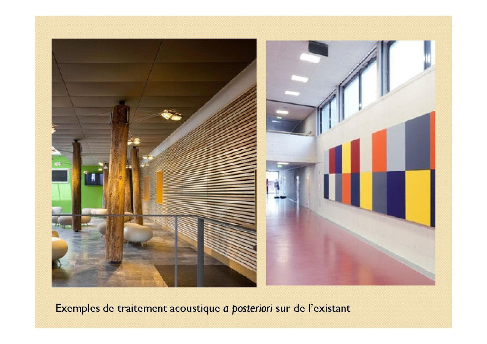Diaporama : Compte rendu de formation pour architectes et responsables de centres de l'ADAPEI 44