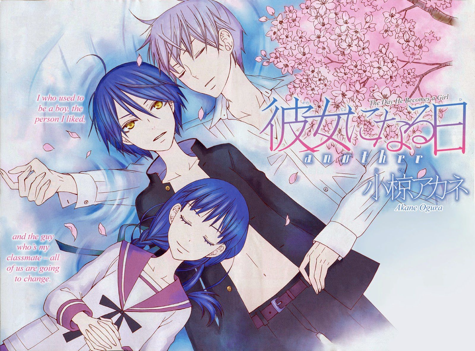 The End pour Kanojo ni naru hi another