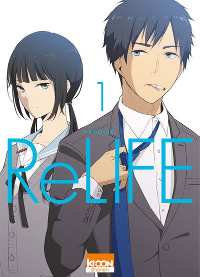 ReLIFE adapté en film live