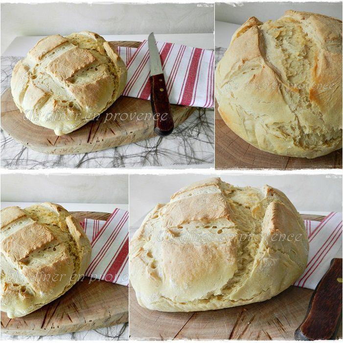 1er pain maison