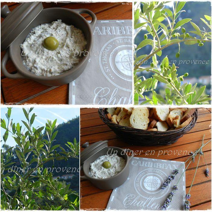 Rillettes de sardines aux olives