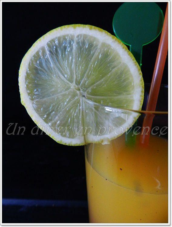 Fruits cup sans alcool