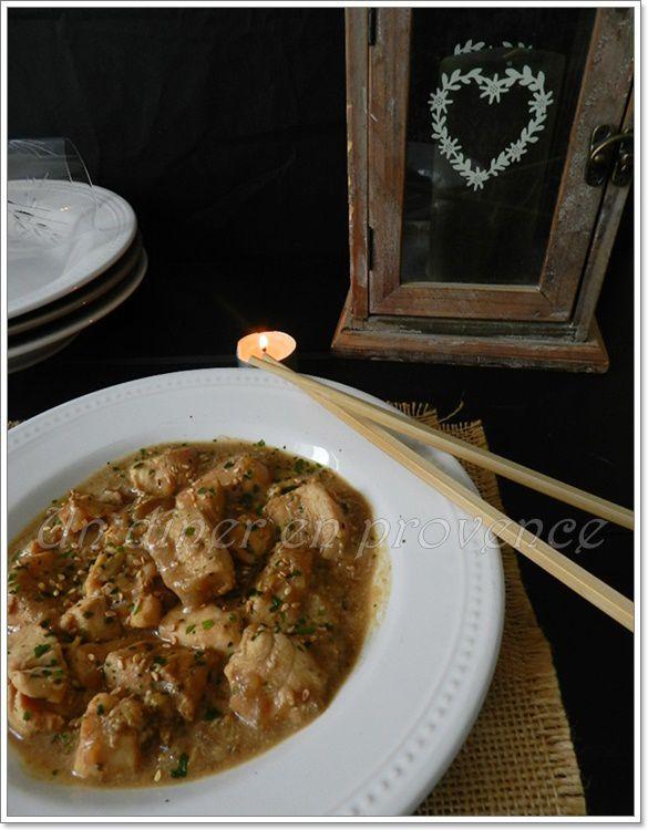 Poulet au coca &amp&#x3B; soupe à l'oignon déshydratée