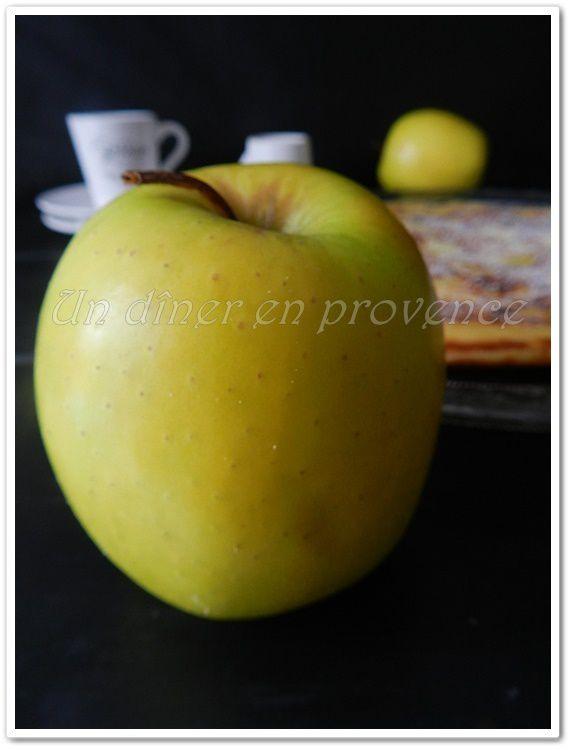 Beignet aux pommes à la poêle