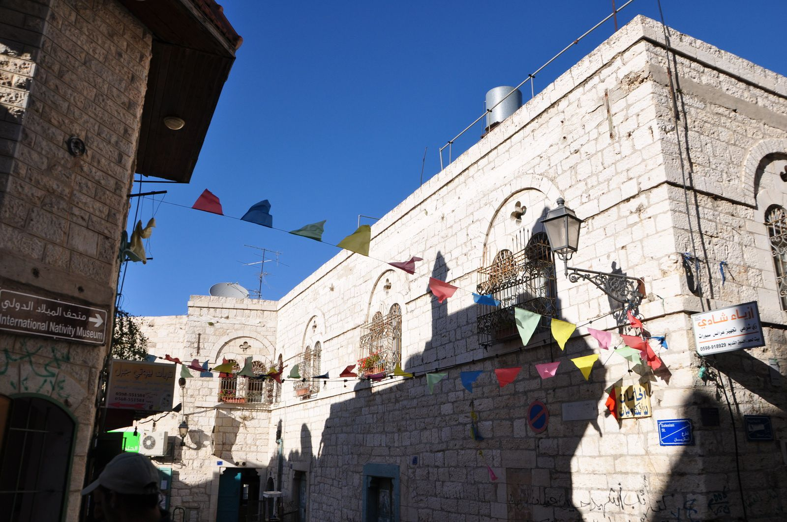 Jérusalem et Bethléem
