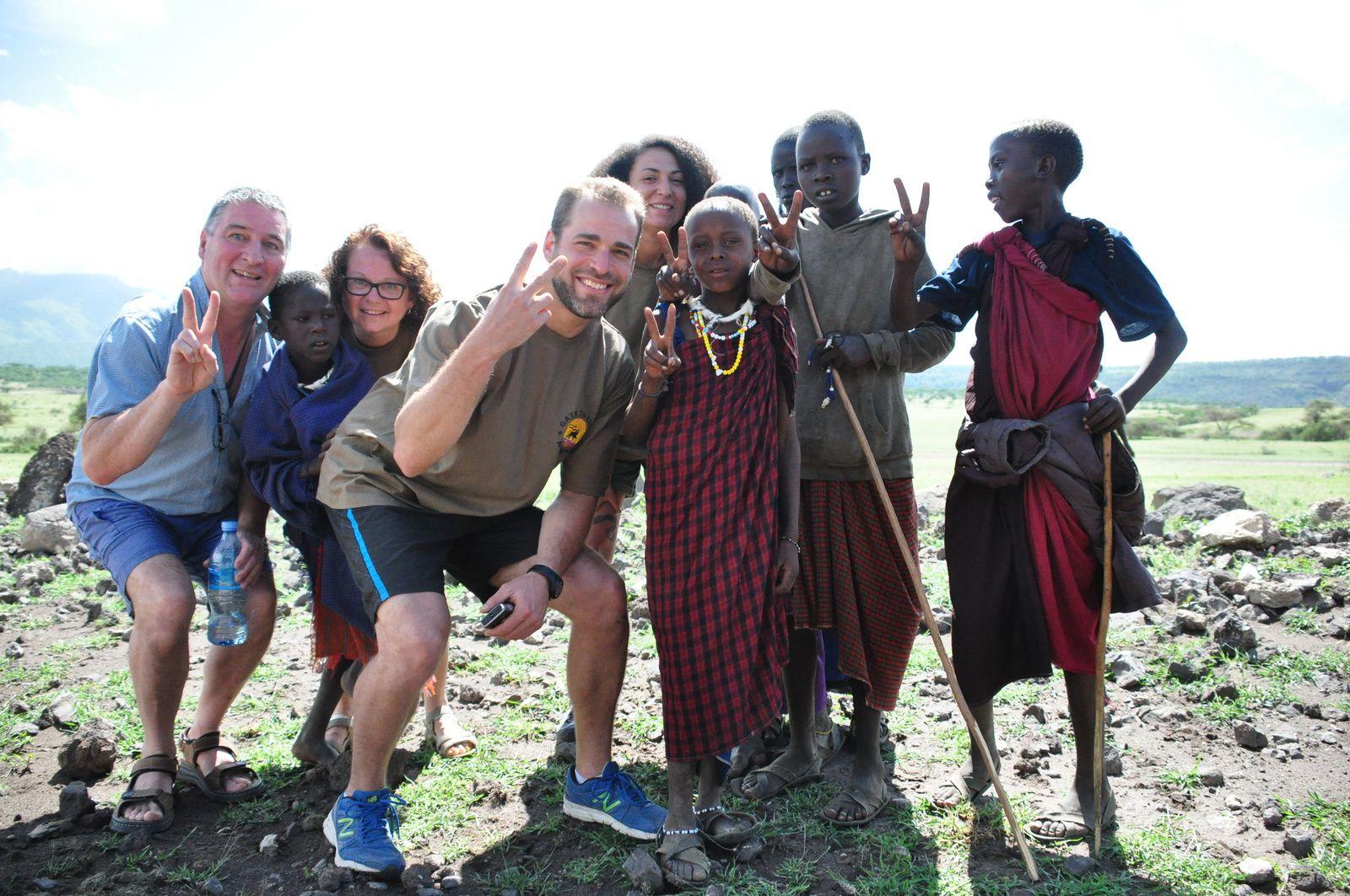 Asante sana Tanzania, Kwaheri Africa