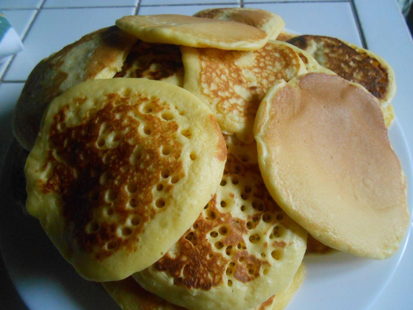 Recette facile: Pancakes