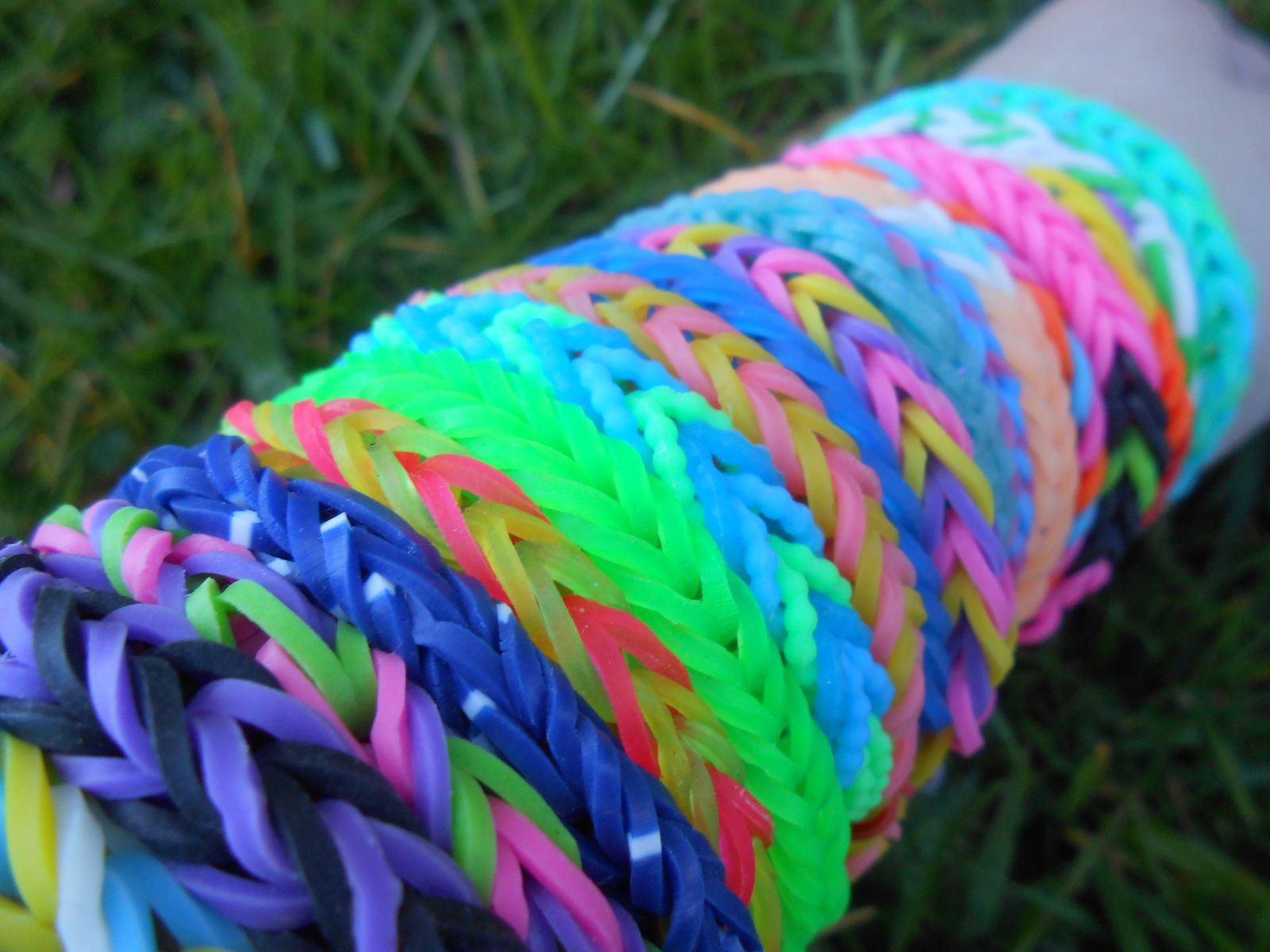 photos minute#6 Des bracelets très colorés