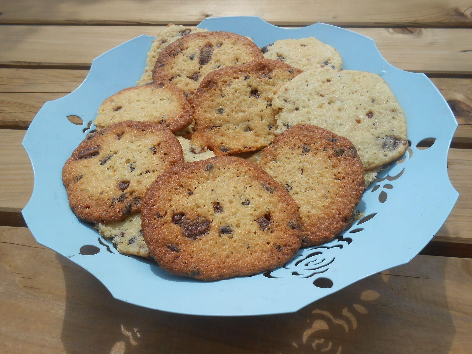 Recette des cookies au chocolat dans le petit monde de for Dans 30 ans plus de chocolat
