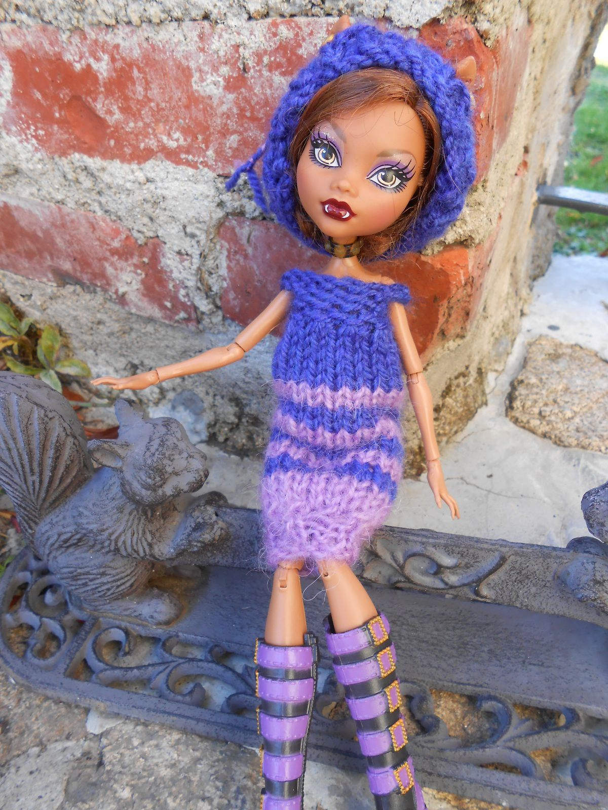 Ob Crochet Barbie Princesse