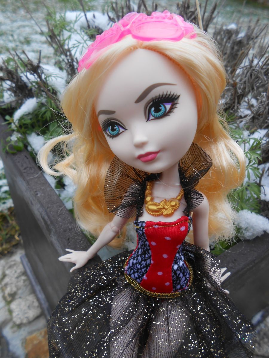 shooting photo spécial Ever After High