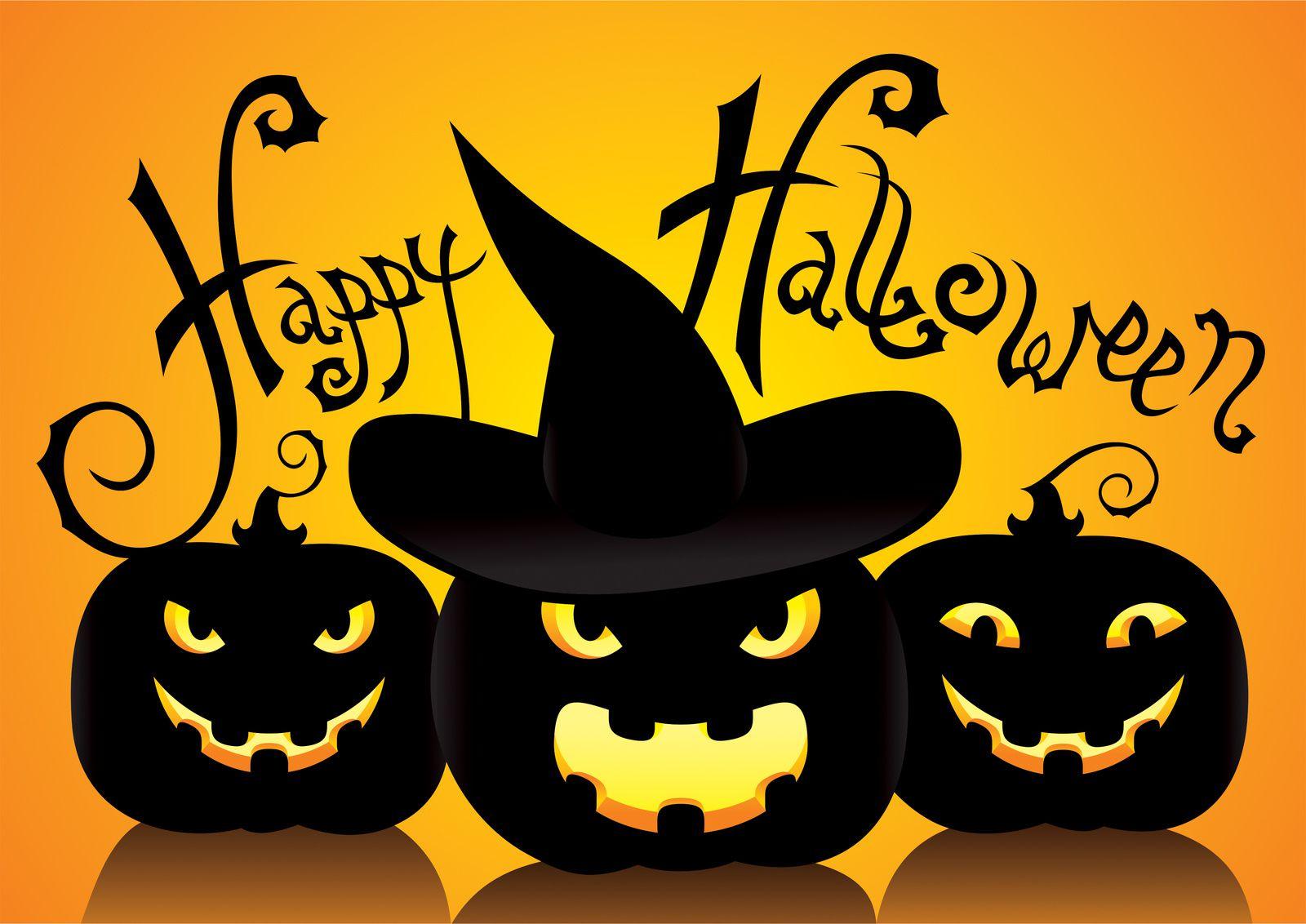 Comptine: halloween