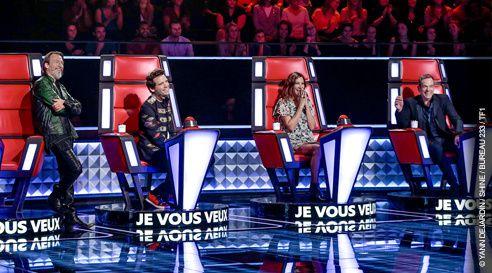 The Voice: découvrez de nouvelles voix de la saison 5, ce soir à 20h55 sur TF1