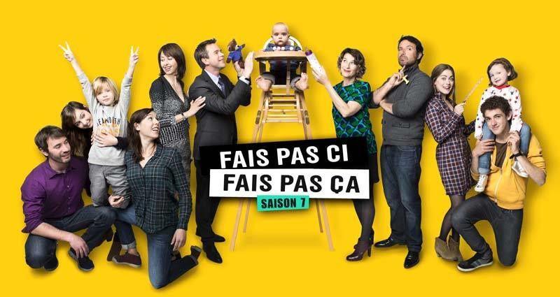 Fais pas ci, fais pas ça: la saison 8 inédite s'achève ce soir à 20h55 sur France 2