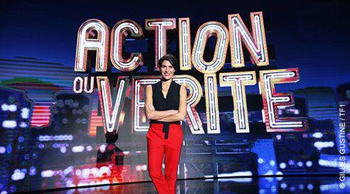 Action ou vérité ?, le nouveau talk show d'Alessandra Sublet, dès le vendredi 18 mars 2016 à 22h50 sur TF1