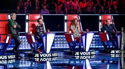 The Voice, saison 5, 2e grand show en direct, ce soir à 20h55 sur TF1