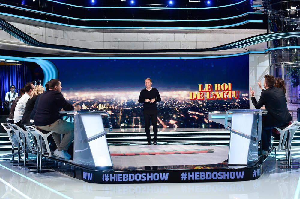 L'hebdo show, nouvelle émission d'Arthur, dès le vendredi 29 avril 2016 à 22h50 sur TF1