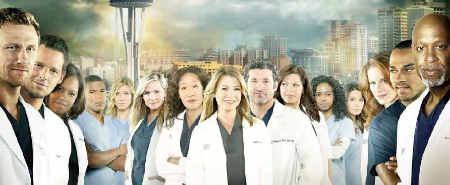 Audiences Tv du 11/05/16: Grey's Anatomy progresse. Accusé en baisse. M6 bat Fr3. Arte 5e. D17 et HD1 fortes.