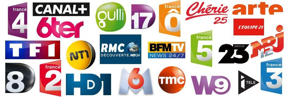 Audiences hebdos: TF1 et M6 progressent. Fr2 et Fr3 s'effondrent. W9 bat TMC.