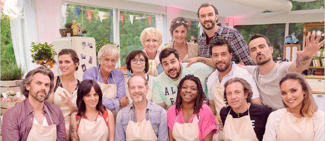 Le meilleur pâtissier spéciale célébrités, ce soir à 21h00 sur M6