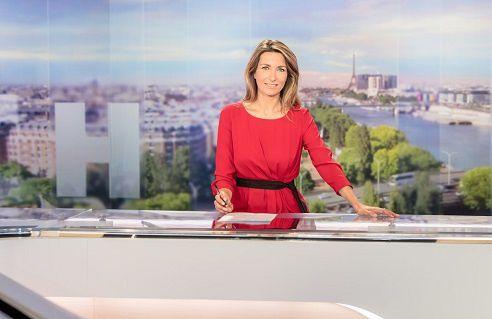 Zoom Spécial Musée du Louvre, aujourd'hui à 13h15 dans le Journal de 13h de TF1