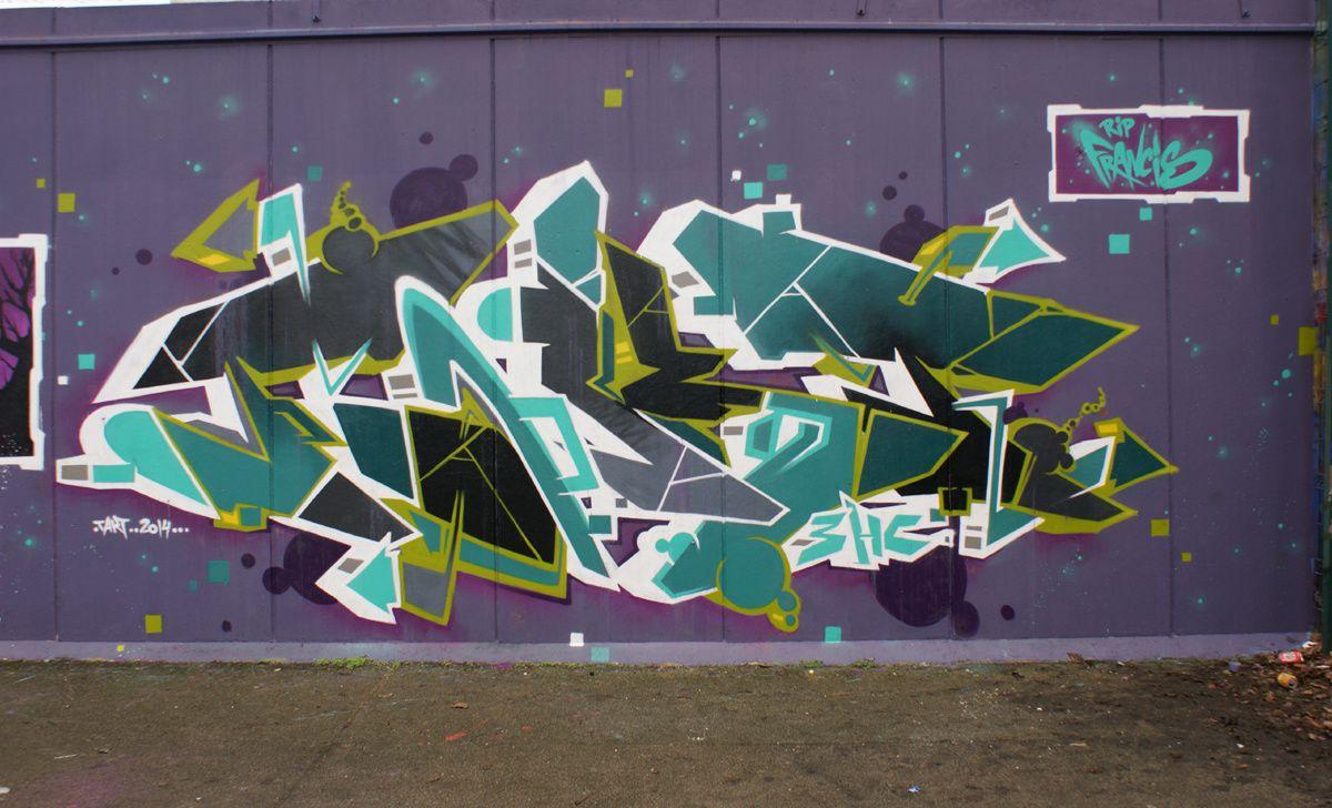 Street Art : Graffitis & Fresques Murales Département Val de Marne ( 94)
