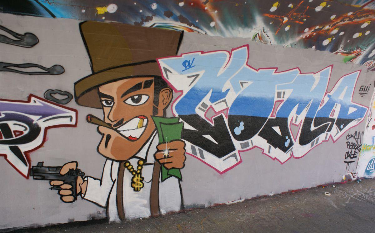 Street Art : Graffitis & Fresques Murales 51545 Reims