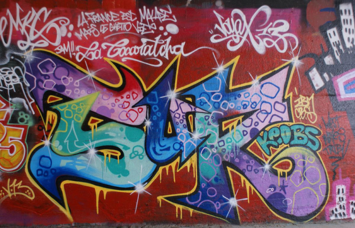 Album - Graffitis Dept 94 Tom 006