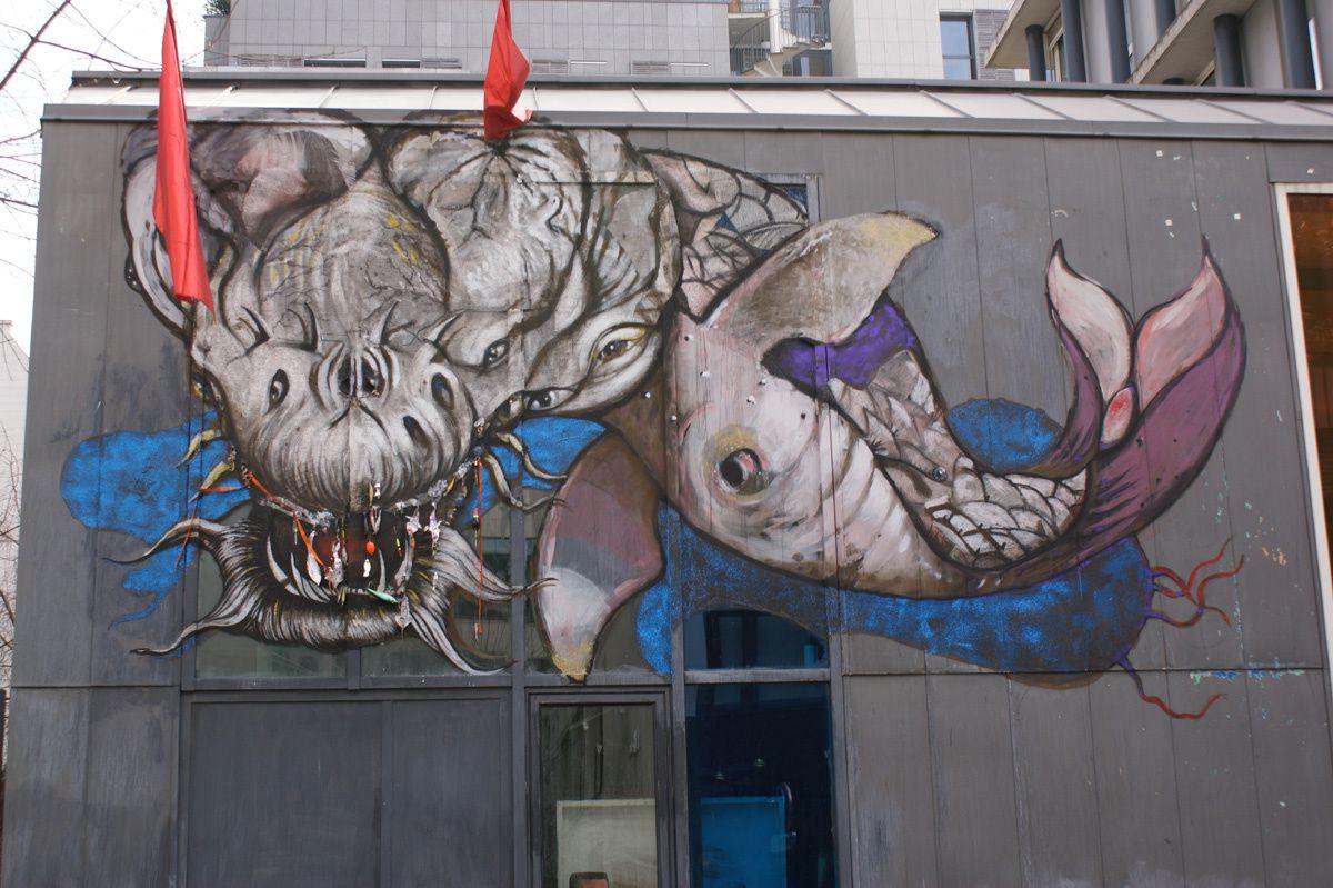 Album - Graffitis Paris Tom 032