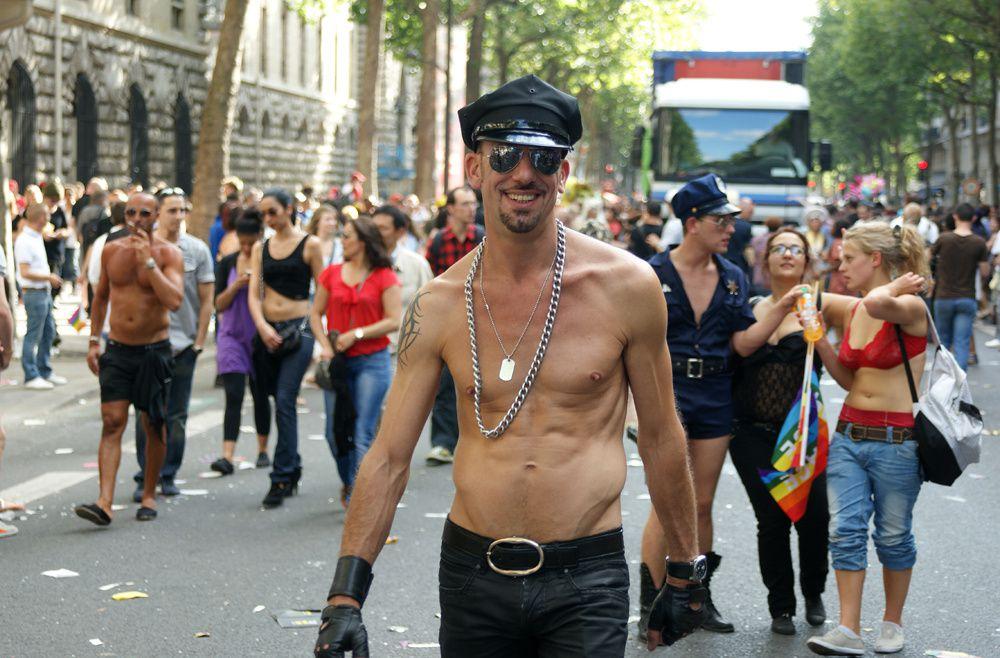 Gay Pride 2011 Marche des Fiertés