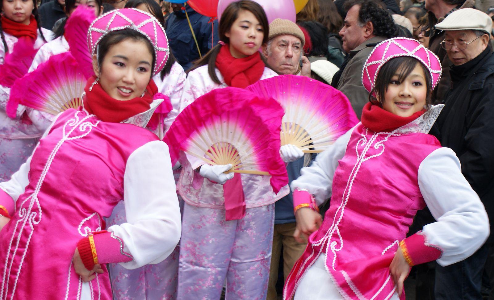 Carnaval Chinois 21 février 2010 Paris 75013