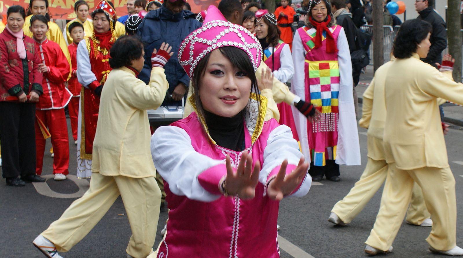 Carnaval Chinois 2010 Paris 75013