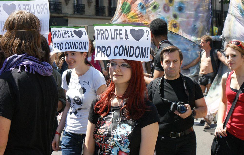 """Gay pride 2011 """" La Marche des Fiertés """", Paris samedi 25 juin 2011"""