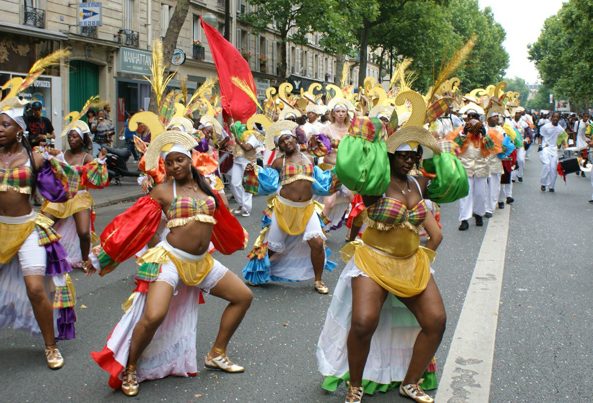 Carnaval Tropical Paris 2010