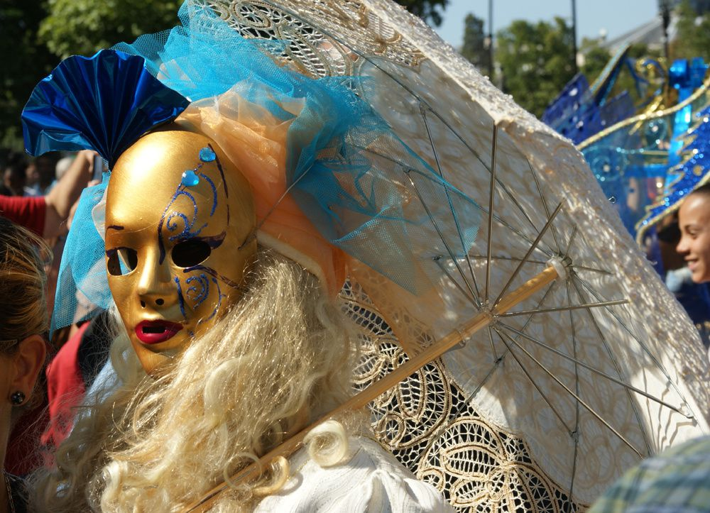 Carnaval Tropical Paris 2011, le 3 juillet 2011
