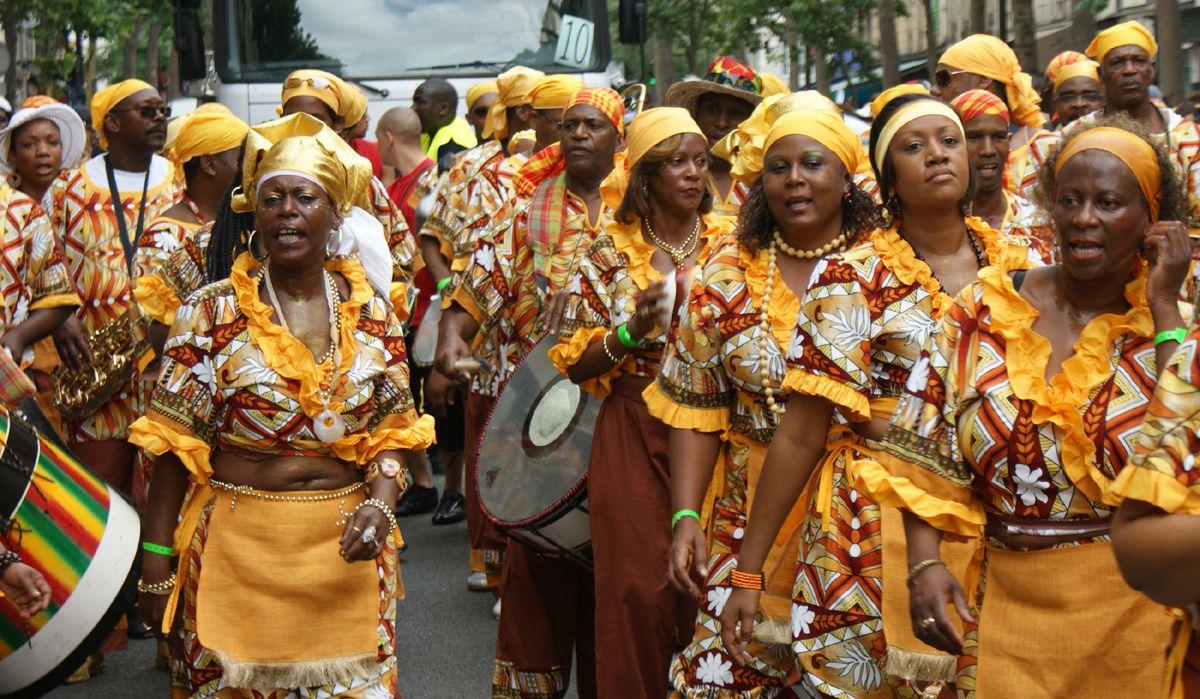 Carnaval Tropical Paris 2009
