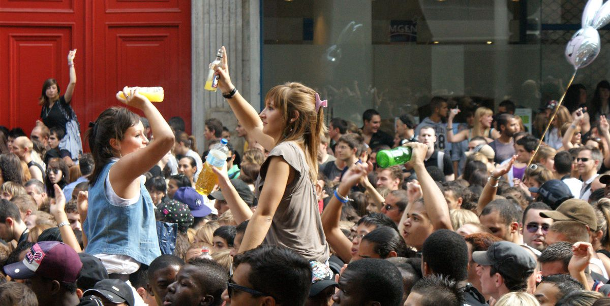 Technoparade Paris Mix City 2009