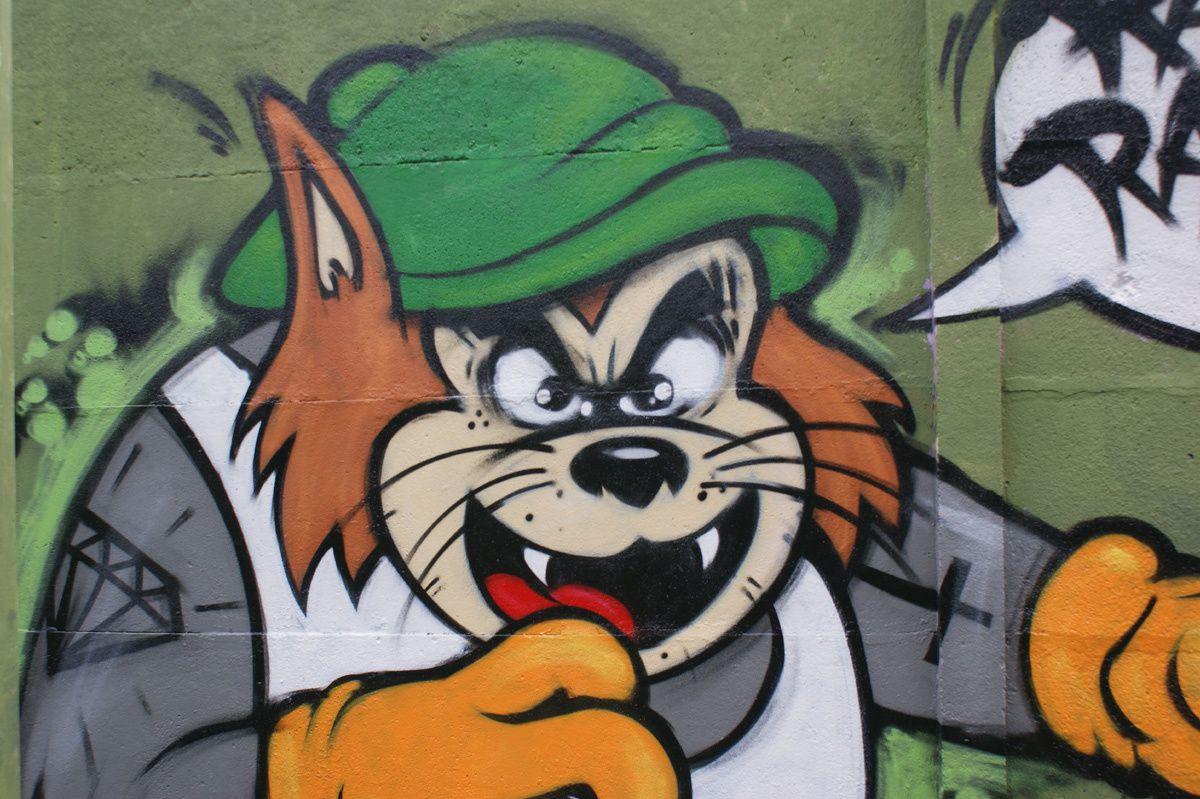 Street Art : Graffitis &amp&#x3B; Fresques Murales 92036 Gennevilliers