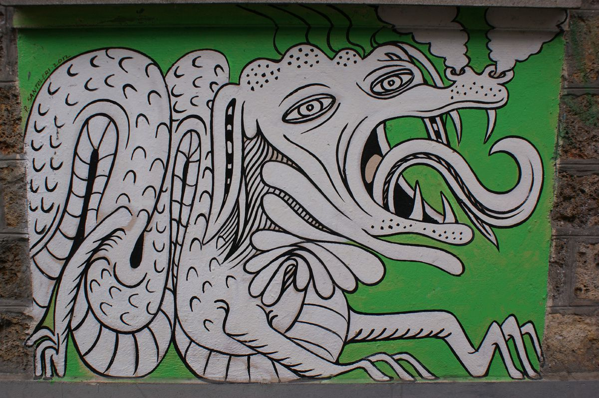 Album - Graffitis Paris Tom 032