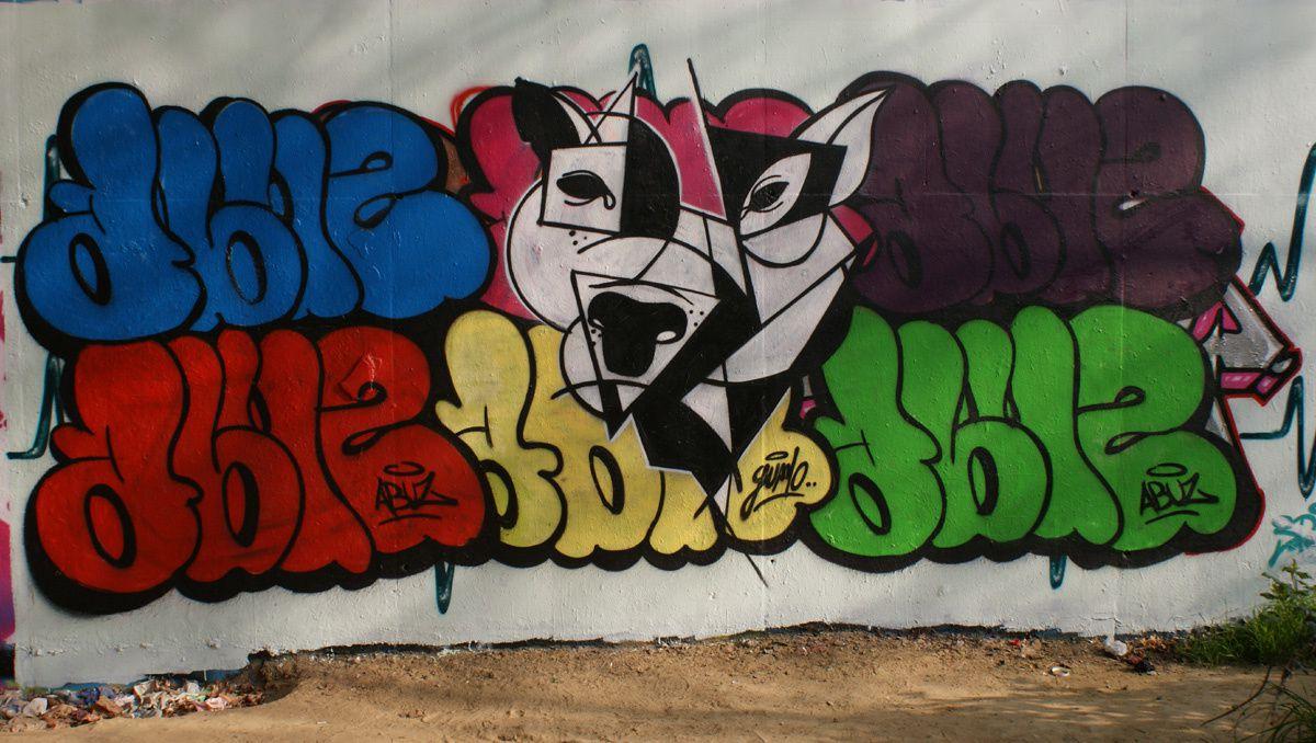 Album - Graffitis Dept 91 Tom 016
