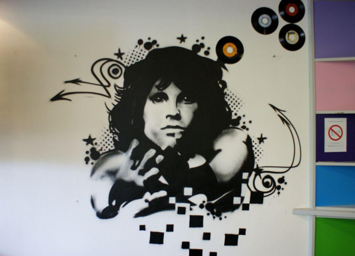 Street Art : Graffitis & Fresques Murales 93073 Tremblay en france